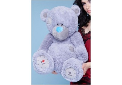 Мишка Тедди 3 мягкая игрушка 95 см