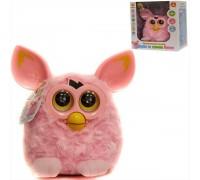 Furby Ферби интерактивная игрушка JD-4888 розовый