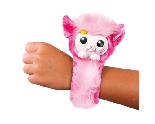 Интерактивная игрушка браслет Wrapples розовый 2019-1