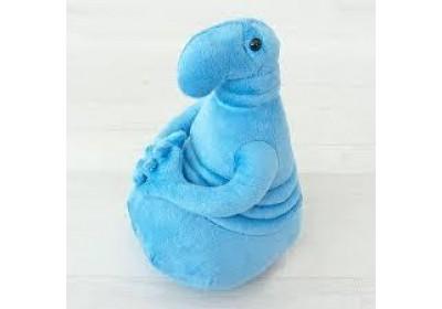 Мягкая игрушка Fancy Ждун ZDU0 голубой