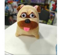 Мягкая игрушка Мопс Мел 30 см