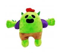 Мягкая игрушка Brawl Stars Спайк 00215-01