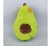 Мягкая игрушка Авокадо маленькое 20 см