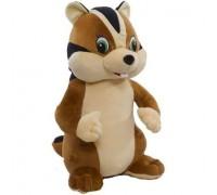 Мягкая игрушка бурундук 00173-4