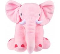 Мягкая игрушка Fancy Слон Элвис 48 см розовый SLON2R