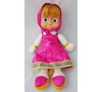 Кукла Маша музыкальная 28 см Маша и Медведь