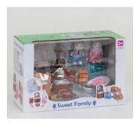 Набор мебели для зверюшек Sweet family 1604F
