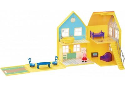 Игровой набор Peppa Дом Пеппы Делюкс 06865