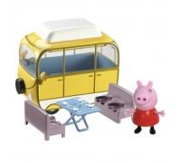 Игровой набор Свинка Пеппа Веселый кемпинг 15561