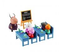Игровой набор Свинка Пеппа Идем в школу 20827