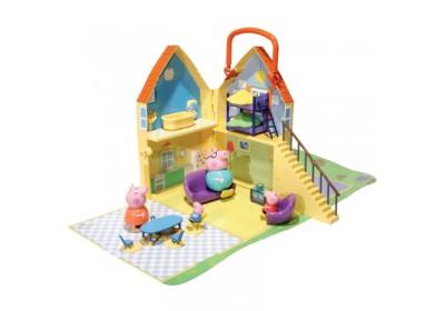 Игровой набор Peppa Дом Пеппы с мебелью  20835