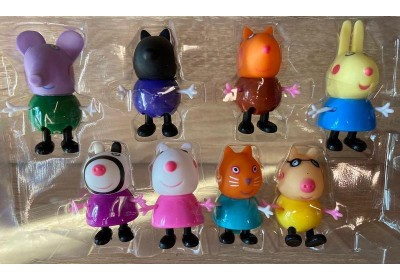 Набор героев Свинка Пеппа YM665-11