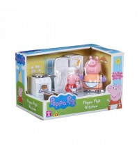 Игровой мини-набор Peppa Кухня Пеппы 06148
