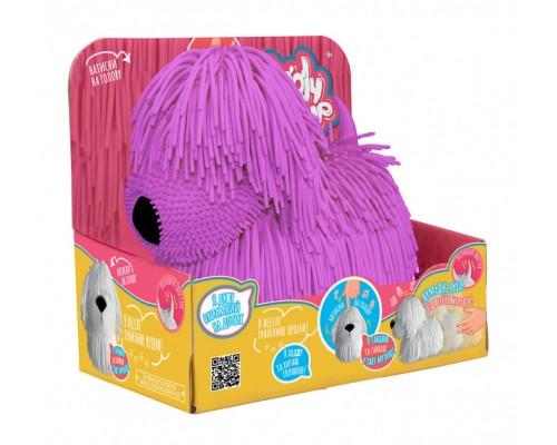 Интерактивная игрушка Jiggly Pup Озорной Щенок JP001-WB-PU фиолетовый