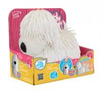 Интерактивная игрушка Jiggly Pup Озорной Щенок JP001-WB-W белый