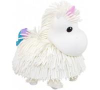 Интерактивная игрушка Jiggly Pup Волшебный Единорог JP002-WB-WH белый