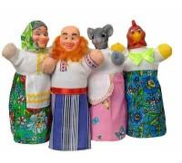Кукольный театр домашний Курочка ряба B067