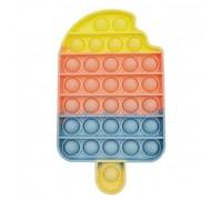 Сенсорная игрушка Pop It ПОП ИТ антистресс мороженое