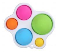 Сенсорная игрушка антистресс Simple Dimple в ассортименте