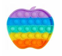 Сенсорная игрушка Pop It ПОП ИТ антистресс яблоко