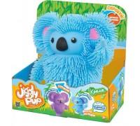 Интерактивная игрушка Jiggly Pup Коала JP007-BL голубая