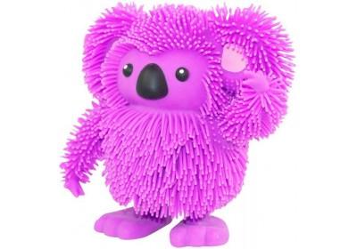 Интерактивная игрушка Jiggly Pup Коала JP007-PU фиолетовая