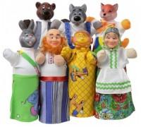 Кукольный театр домашний Колобок B065