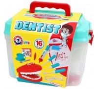 Набор доктора стоматолога Технок 16 предметов 7365