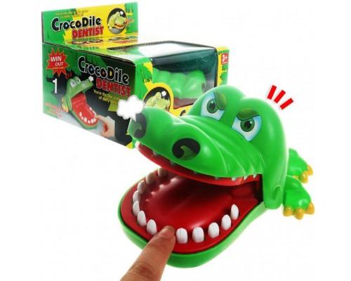 Настольная игра Крокодил-дантист HJ6602