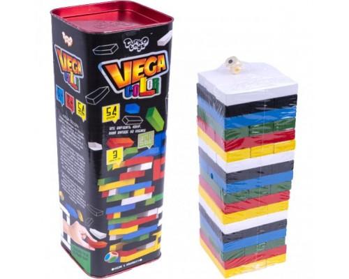 Vega Color цветная настольная игра Danko Toys