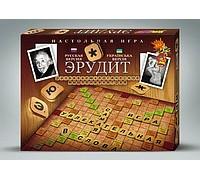 Эрудит большая настольная игра DTG4-UA ФР-00000013