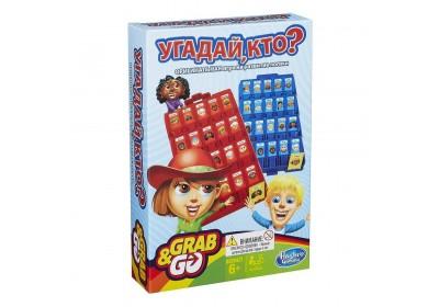 Угадай кто логическая игра Hasbro В1204