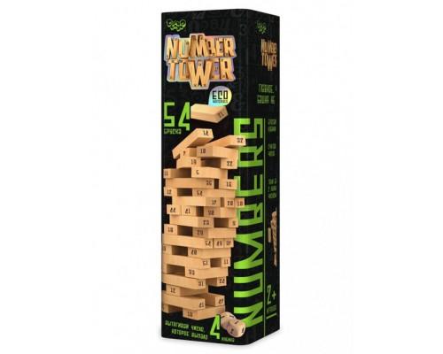 Vega Number Tower настольная игра Danko Toys NT-01-01