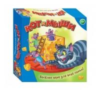 Игра настольная Dream Makers Кот и мыши 707-38