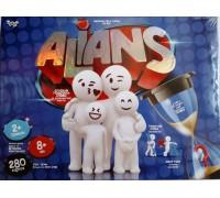 Настольная игра Alians Danko Toys G-ALN-01-U на украинском языке