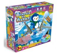 Игра настольная Пингвин на льду 7326