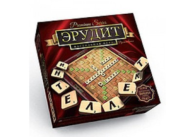 Эрудит Премиум Настольная игра G-ER-R-01 ФР-00006355