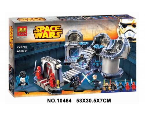 Конструктор Space Wars Звезда смерти Последняя битва 10464