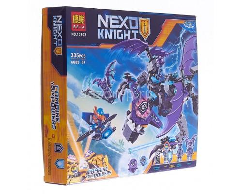 Конструктор Bela Nexo Knight 10702 Летающая горгулья