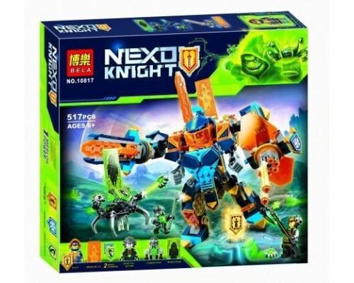 Конструктор Bela Nexo Knight 10817 Бой техномагов