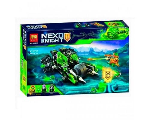 Конструктор Bela 10815 Nexo Knight Двойникатор