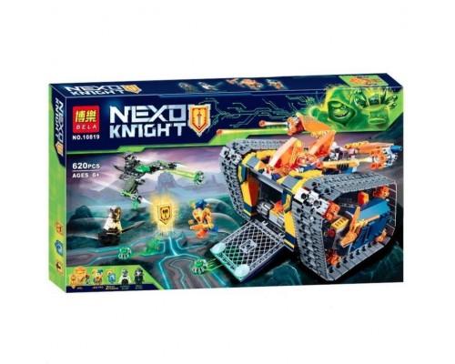 Конструктор Bela Nexo Knights 10819 Мобильный штаб