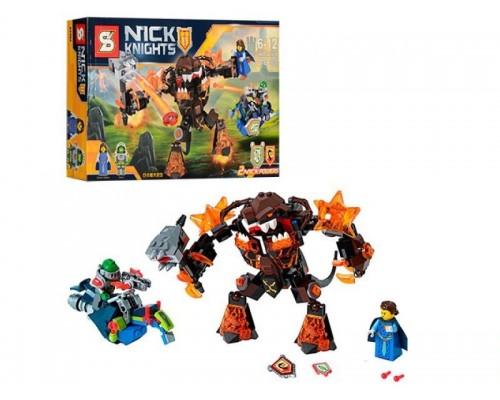 Конструктор Nexo Knight SY 564 Дракон