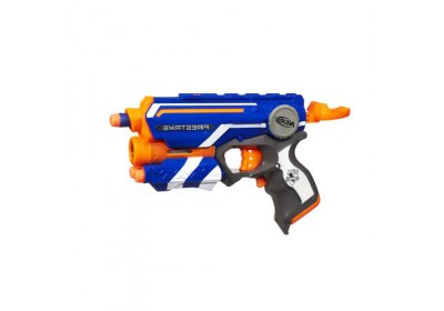 Бластер Nerf Elite Firestrike Hasbro 53378