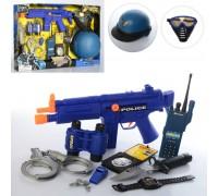 Полицейский набор Limo Toy 33550 Штурм банка