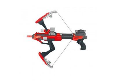 Бластер Qunxing Toys со снарядами FJ805