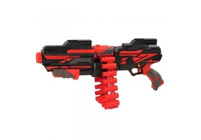 Бластер дробовик Qunxing Toys FJ843 40 снарядов