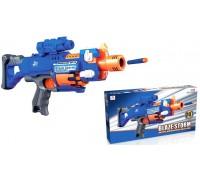 Пулемет бластер на мягких пулях с присосками 7055