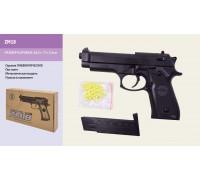 Пистолет металлический на пульках Cyma ZM18
