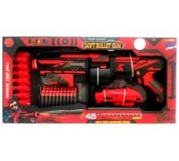 Бластер дробовик Qunxing Toys FJ015 40 снарядов